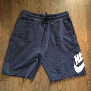 Nike fabric shorts